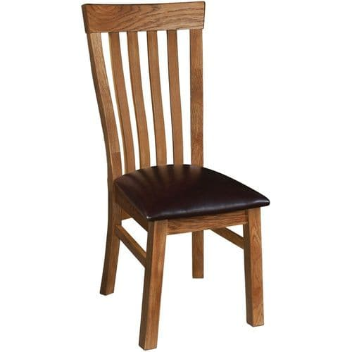 Elworth Rustic RUSTIC TOULOUSE CHAIR